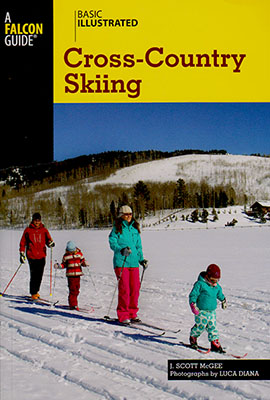 The Basic Illustrated Guide to Cross-Country Skiing