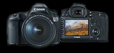 Canon EOS 5D S & 5D S R